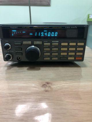 YAESU FRG 9600
