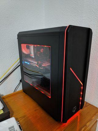 Ordenador Gaming I5 RX 580 8GB