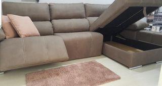 sofa relax 999€ 2 asientos electrico canape xxl