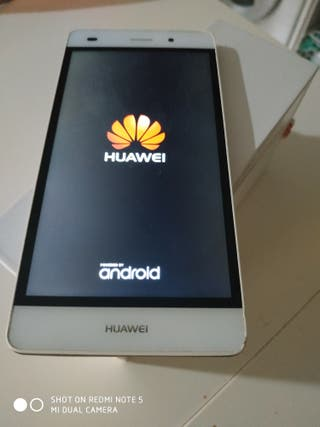 Huawei p8 lite ( blanco)