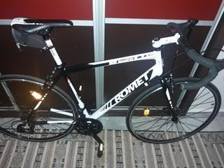 Bici de carretera Romet