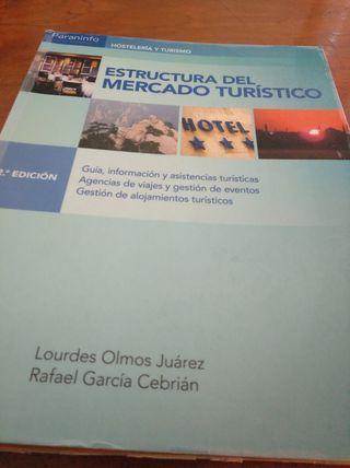 Libro Estructura del Mercado Turistico