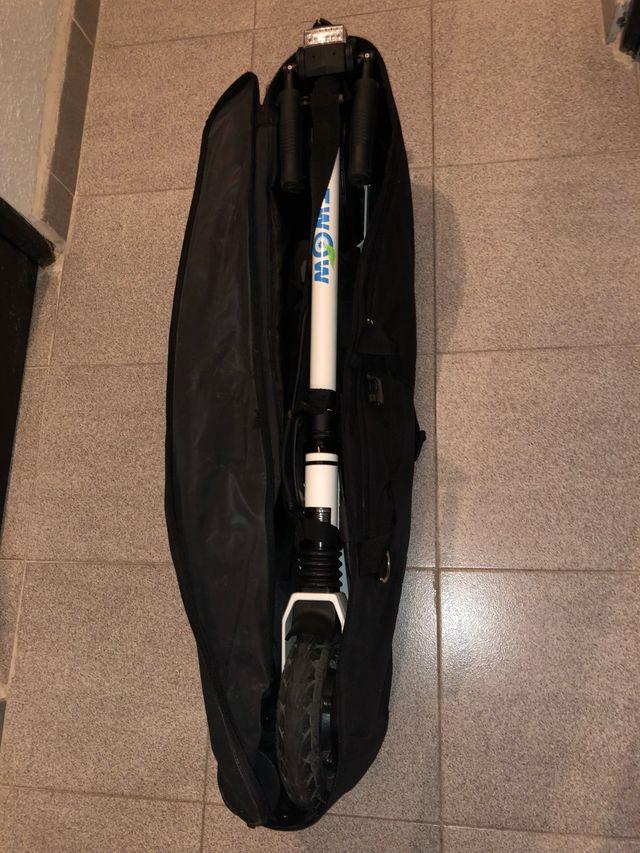 Patinete eléctrico eTwow S2 Booster 500W
