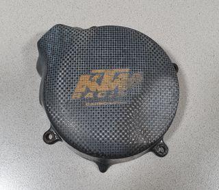 tapa de encendido de carbono KTM 250 exc 2 tiempos