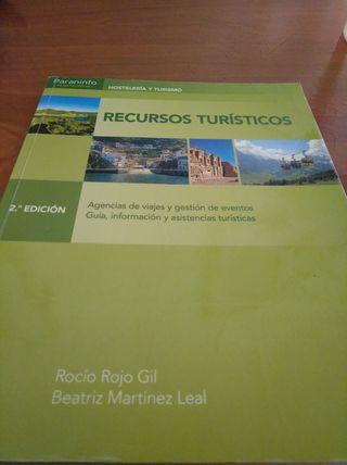 Libro Recursos Turisticos