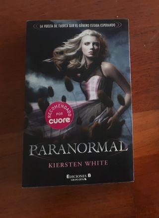 libro paranormal