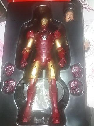 hot toys Mark 3 iron Man
