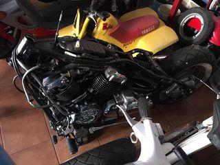 Yamaha drag star 650 Cc despiece