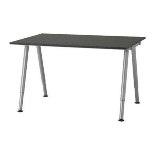 Escritorio Galant de Ikea mesa de oficina 80X160 de segunda ...