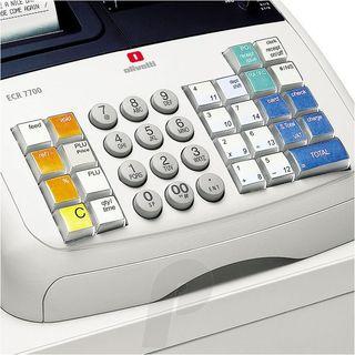 Olivetti Ecr 7700 Plus