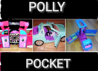 LOTE POLLY POCKET