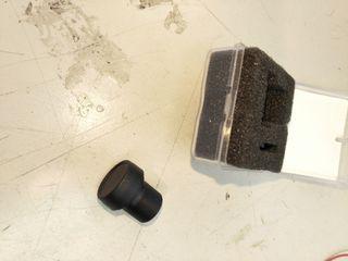 lente runcam mini FPV drone rc camara