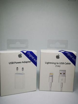 cb86f9ceb52 Cable Apple cargador de segunda mano en la provincia de Málaga en ...