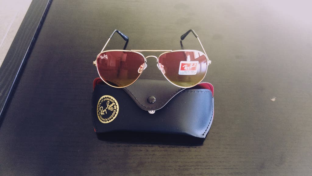 175355311d Nuevas gafas de ray usado - compra & venta - los mejores precios