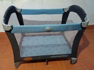 Parque infantil / Cuna viaje marca Graco