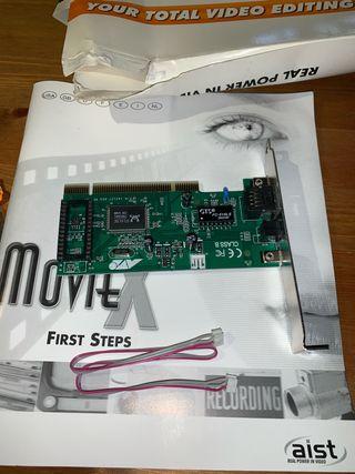Componente informático, edición de video
