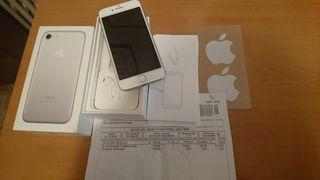 iPhone 7 128Gb silver libre
