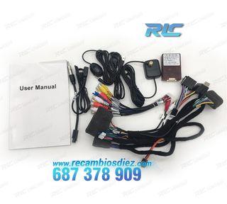 Radio Navegador 7 Android 8,0 DVD GPS para Renaul