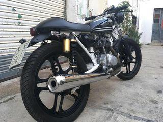 Honda cbx 125 café racer