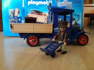 camioneta victoriana playmobil