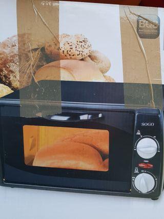 Horno tostador 9 L