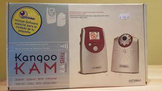 cámara de vigilancia nocturna para la habitación