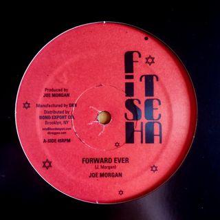"""Joe Morgan - Forward Ever - 12"""" - Reggae 70s"""
