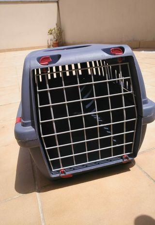 Transportín para perro