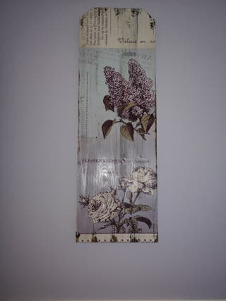 Canva flores lila
