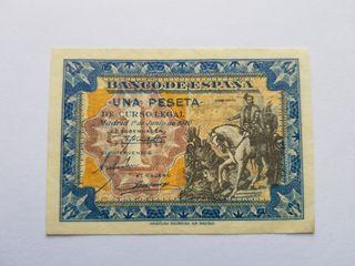 1 peseta 1940 EBC+