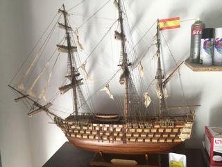 "Barco ""Santísima Trinidad"""