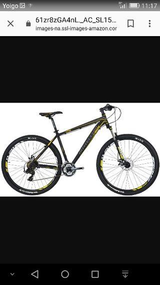 """Bicicleta montaña 29"""" bottecchia a estrenar"""