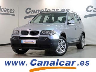 BMW X3 xDrive25i 192CV