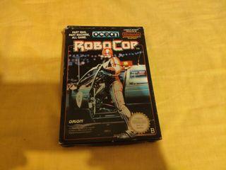Robocop Nintendo NES