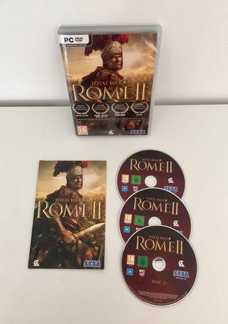 TOTAL WAR ROME 2 pc