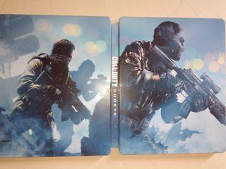 Varias steelbook ps4