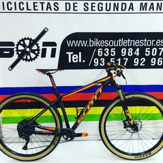 Bicicleta Scott scale 940 29