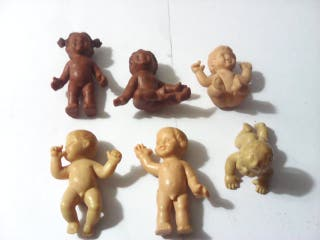 Schleich figure die kleiner babies classics colecc