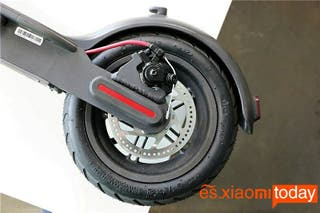 Se reparan pinchazos scooter