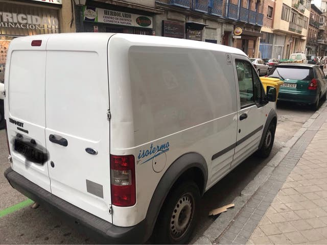 Ford Transit Connect 2007 Isotermo