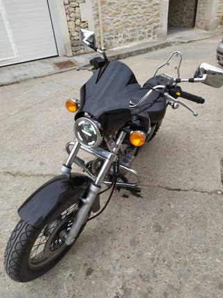 Suzuki 250 Maraurder