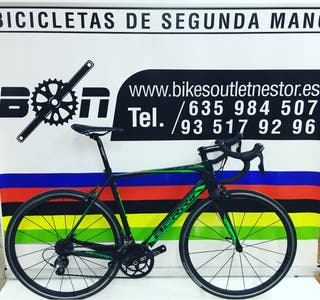 Bicicleta Berria belador 8.1 de Test