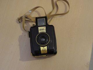 Cámara de fotos antigua Boy Bilora