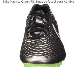 0d6278ca Botas de fútbol Nike Magista de segunda mano en Madrid en WALLAPOP