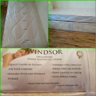 single bed mattress 2 drawers