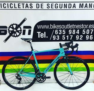 Bicicleta Berria belador 7 azul nueva de Expo