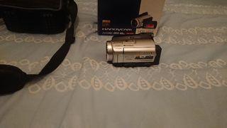 cámara de video y foto Sony