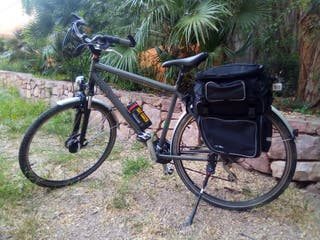 Bicicleta cicloturismo riverside 5
