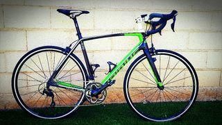bicicleta carretera de carbono Haibike Challenger