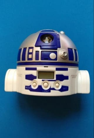 Reloj despertador Star Wars R2-D2